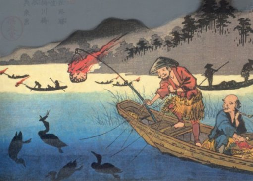 historia japoneses pescadores